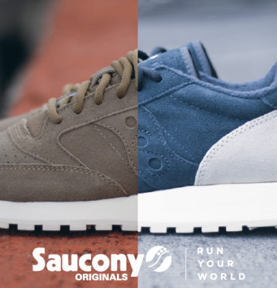 Los nuevos Jazz de Saucony son para ti