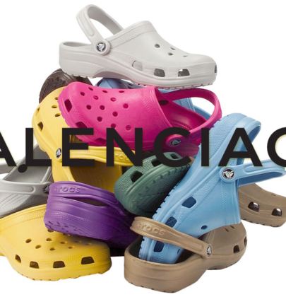 Balenciaga ft. ¿Crocs?