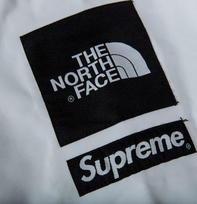 La única chamarra Supreme x The North Face