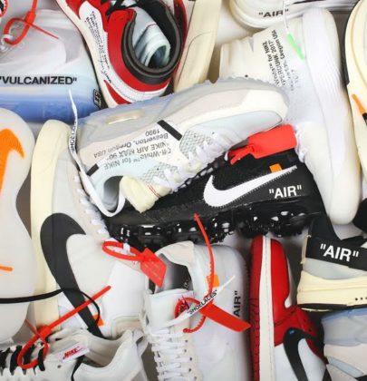 """Tomorrow Comes Today: OFF-White x Nike """"The Ten"""" en México."""