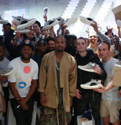 La promesa de Kanye…